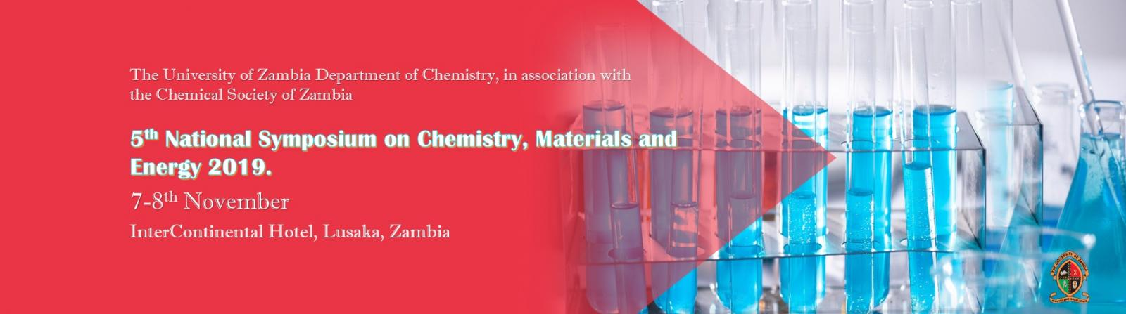 The 5th Annual Chemistry Symposium