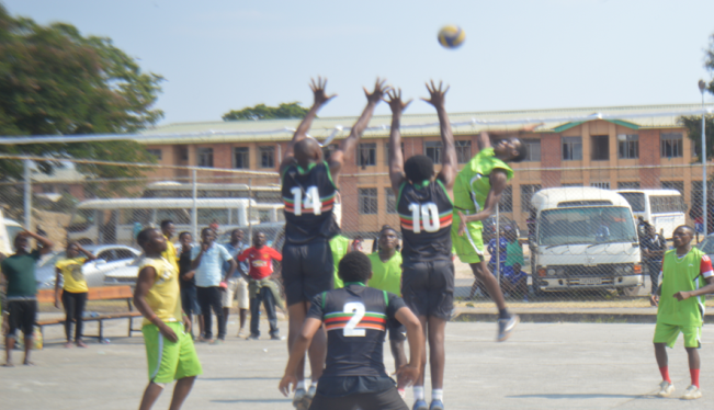 UNZA volleyball